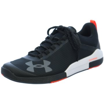 Under Armour Hallen-Sohle schwarz