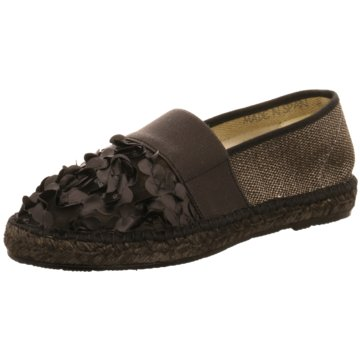 I love Candies Espadrille schwarz