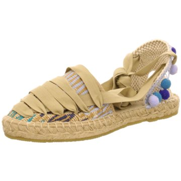 I love Candies Espadrille beige