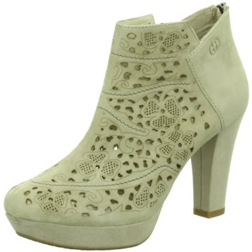 Gerry Weber Ankle Boot beige