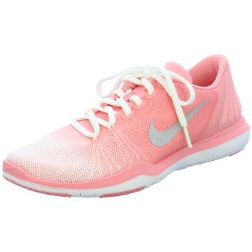 Nike Hallenschuhe coral