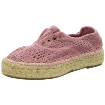 Natural World Eco Espadrille coral