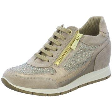 Igi&Co Sneaker Wedges grau