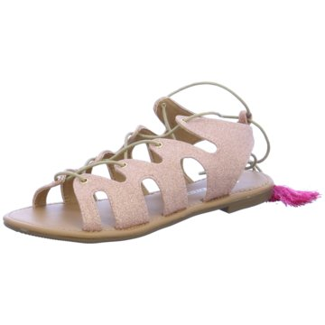 Buffalo Modische Sandaletten rosa
