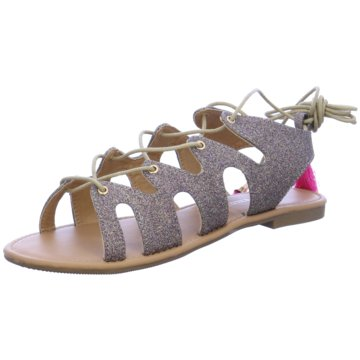Buffalo Modische Sandaletten grau