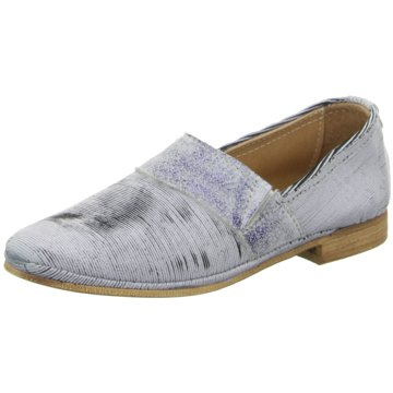 Charme Modische Slipper blau