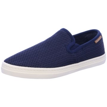 Gant Sportlicher Slipper blau