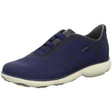 Geox Slipper blau