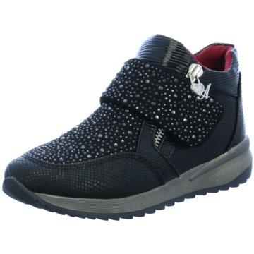 ASSO Sneaker High schwarz