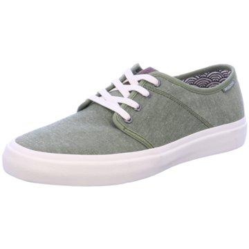 Jack & Jones Sneaker Low grün