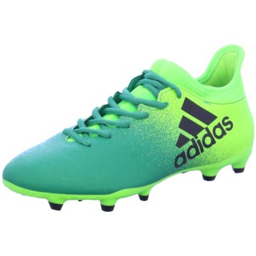 adidas Nocken-Sohle grün