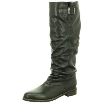 Ca`D`Oro Klassischer Stiefel schwarz