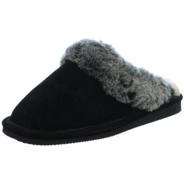 Axelda Footwear Hausschuh schwarz