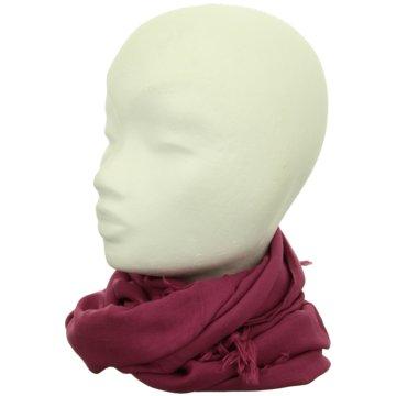 Seiden-Grohn Tücher & Schals Damen rot