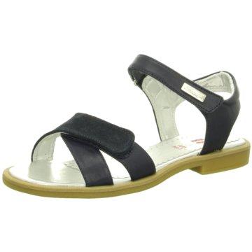 ASSO Sandale blau