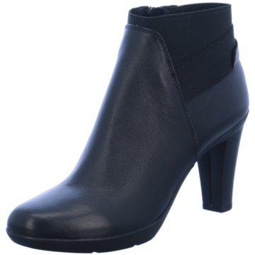 Geox Ankle Boot schwarz