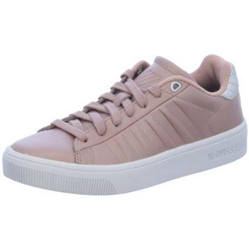 K-Swiss Sneaker Low rosa