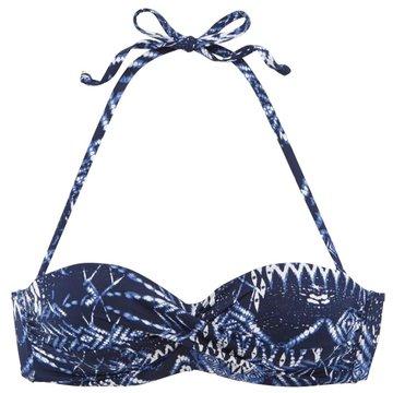 Lascana Bikinis blau