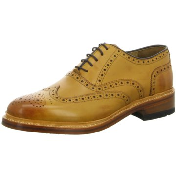 Gordon & Bros Business Outfit braun