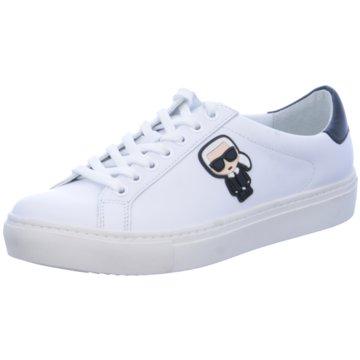 Karl Lagerfeld Sneaker weiß