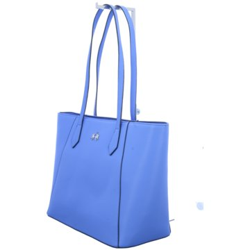 La Martina Shopper blau
