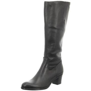 030 berlin Klassischer Stiefel schwarz