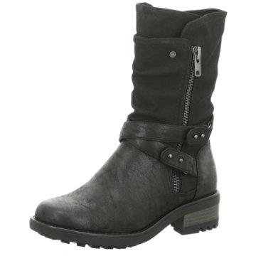 Bullboxer Klassischer Stiefel schwarz