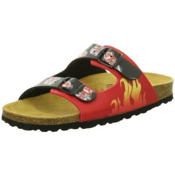 Esca Offene Schuhe rot