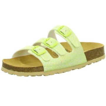 Esca Offene Schuhe grün