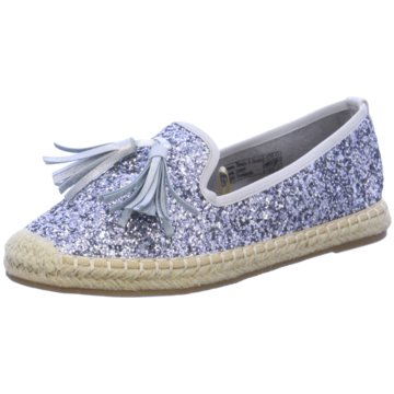 Tom Tailor Espadrille grau