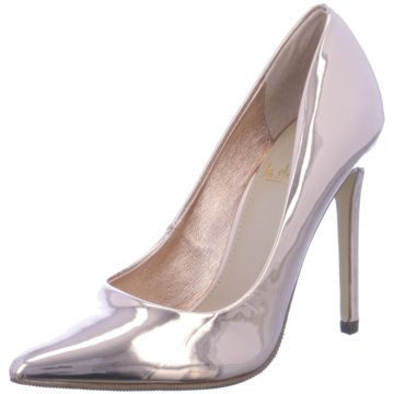 La Strada Modische Pumps gold
