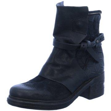 A.S.98 Modische Stiefeletten schwarz