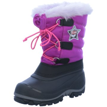 OLANG Winterstiefel rot