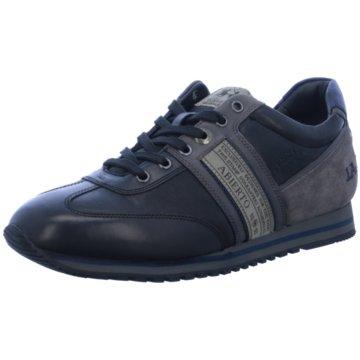 La Martina Sneaker Low schwarz