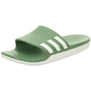 adidas Badelatsche grün