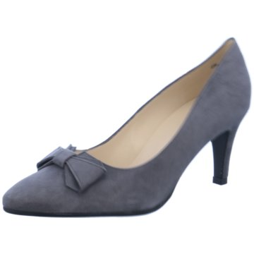 Peter Kaiser Modische Pumps grau