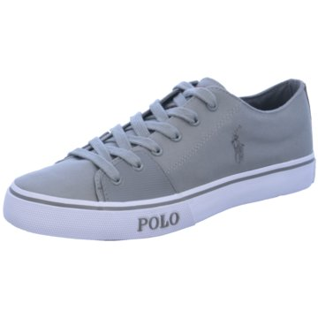 Lauren by Ralph Lauren Sneaker Low grau