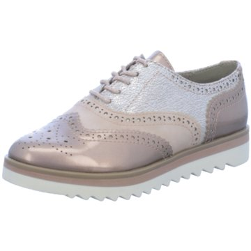 Marco Tozzi Casual Basics silber