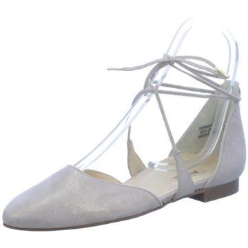 Paul Green Schaftballerina silber