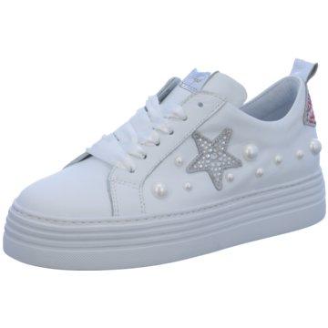 Alpe Woman Shoes Sport Feelings weiß