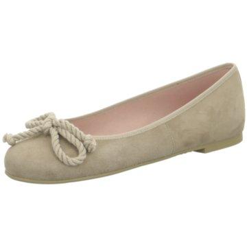 Jaime Mascaro Klassischer Ballerina beige