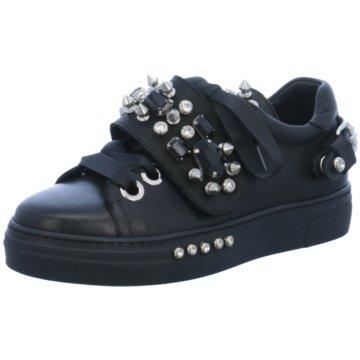 Mimmu Modische Sneaker schwarz