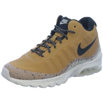 Nike Hallenschuhe gelb