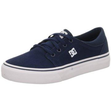 DC Shoes Skaterschuh blau