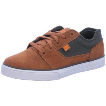 DC Shoes Skaterschuh braun