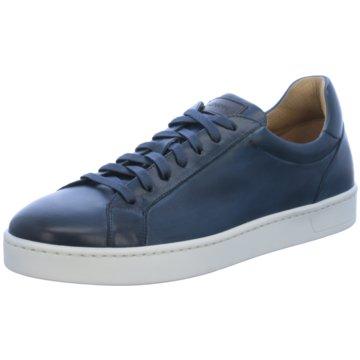 Magnanni Sneaker Low blau