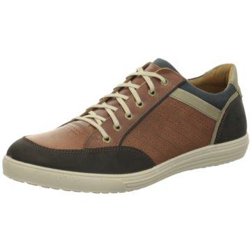 Jomos Sneaker Low braun