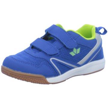 Lico Trainings- und Hallenschuh blau