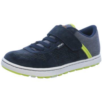 Vado Sneaker Low blau