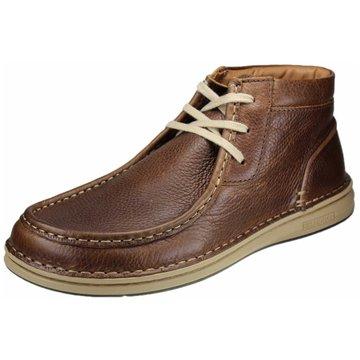 Birkenstock Komfort Stiefel braun